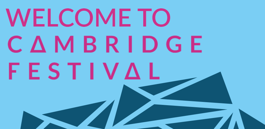 Welcome to Cambridge Festival