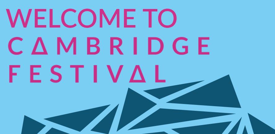 Welcome to Cambridge Festival