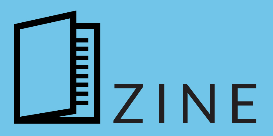 Zine download icon