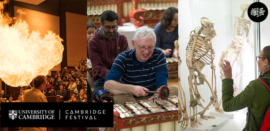 A selection of images from Cambridge University Festivals
